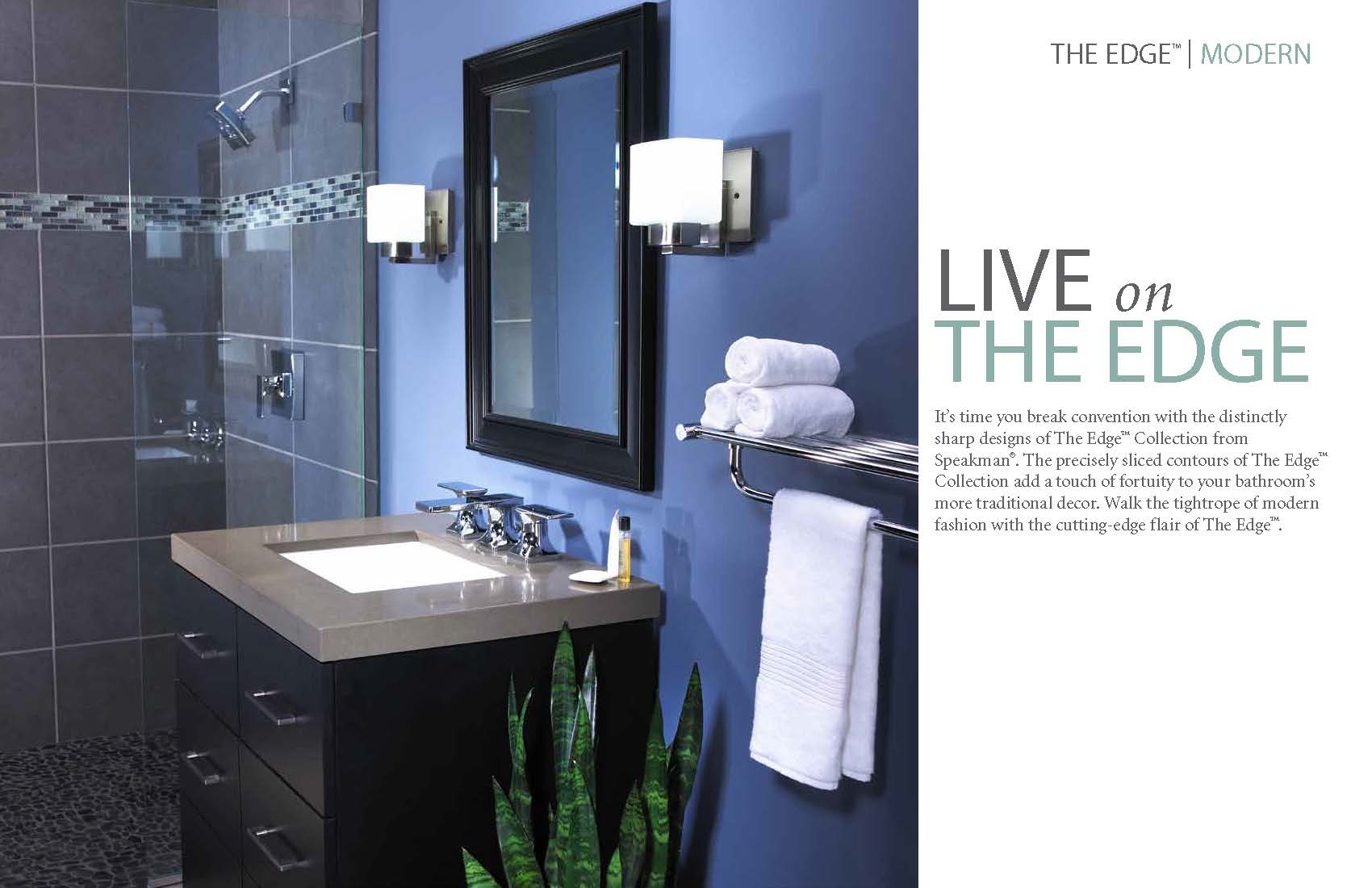 Shower and Bath Collections | Speakman Company