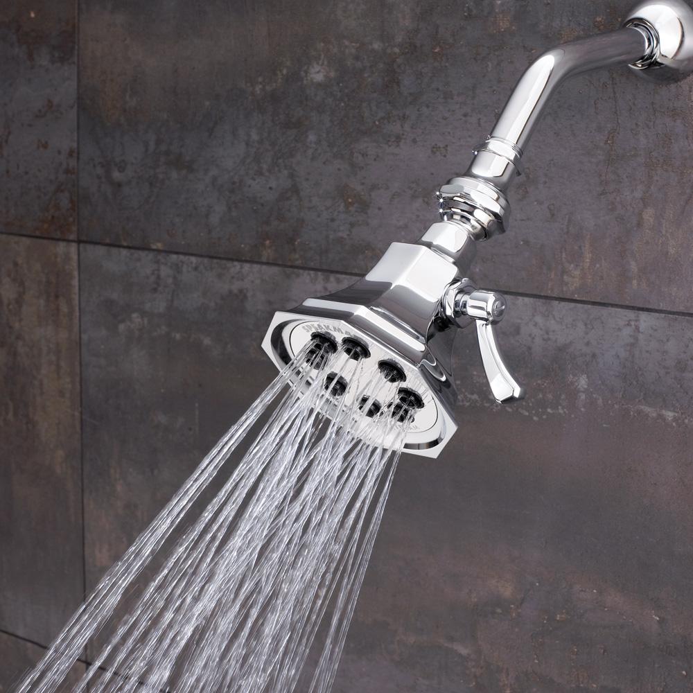 Genial Anystream Vintage Shower Head