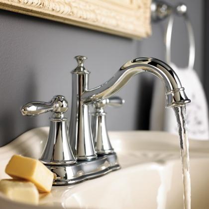 Alexandria Centerset Faucet