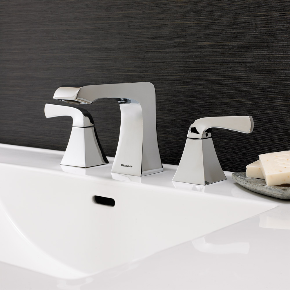Modern bathroom faucet speakman company for Pictures of bathroom faucets