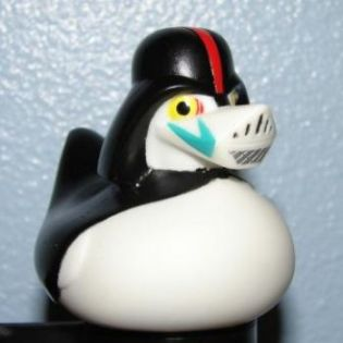 (700)Duck Vader