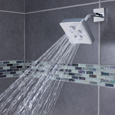 The Edge Shower Head